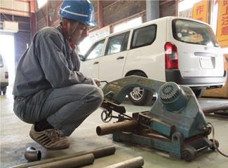 峰南工業 現場技術スタッフの仕事内容